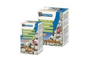 Filtermedium & onderdelen buitenfilter