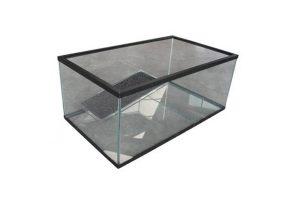 Waterschildpaddenbakken volglas