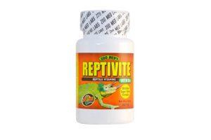 Vitamines & mineralen voor reptielen