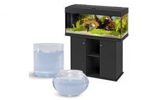 Aquaria, meubels & viskommen