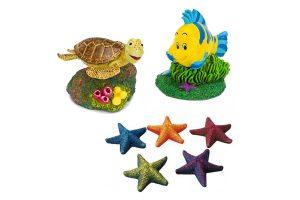 Figuren & poppetjes voor in het aquarium