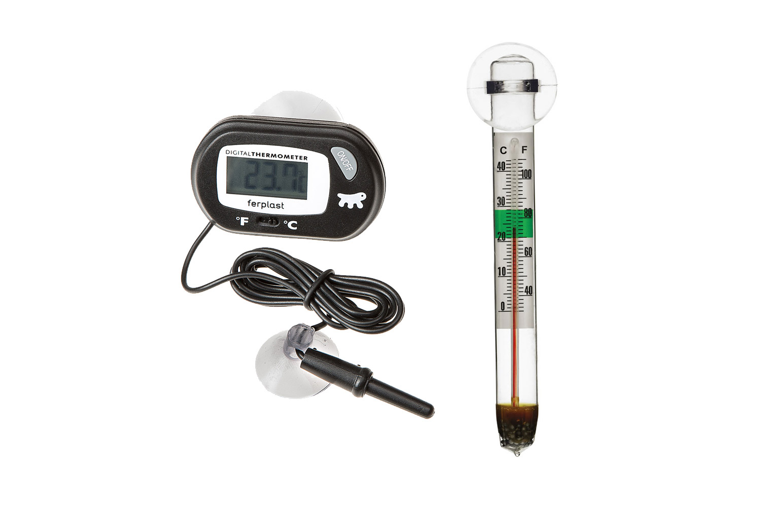 Thermometers & hydrometers