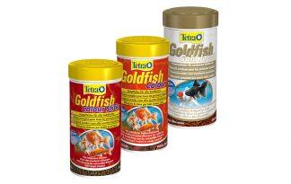 Tetra koudwater visvoeding