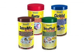 Tetra tropische visvoeding