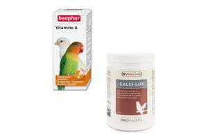 Vitamines & mineralen voor vogels
