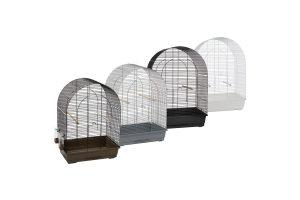 Vogelkooien binnenshuis