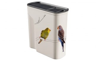 Voercontainers vogelvoeding