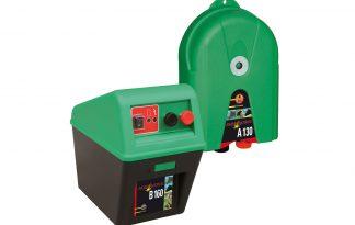 Schrikdraadapparaat op batterijen