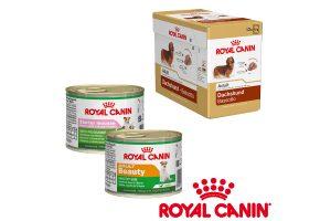 Royal Canin wet health nutrition