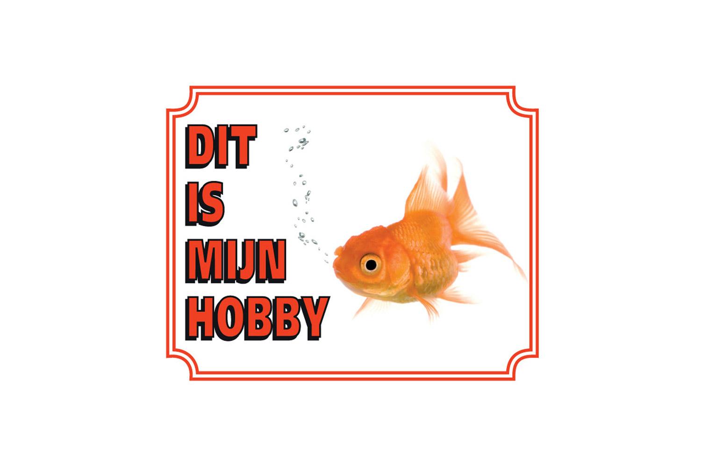 Waakborden voor vissen