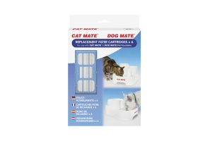 CatMate & DogMate vervangende filterpatronen