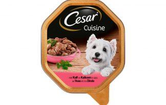 Cesar Cuisine met kalf en kalkoen