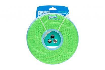 ChuckIt Zipflight frisbee Groen