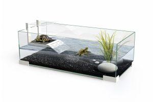 Ciano Tartarium 60 Wit waterschildpaddenbak
