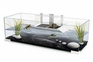 Ciano Tartarium 80 Wit waterschildpaddenbak