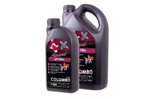 Colombo Mineral pH Min
