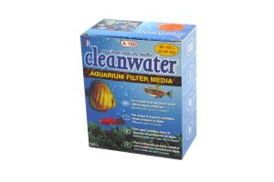 Cr. Cleanwater aquarium filter media