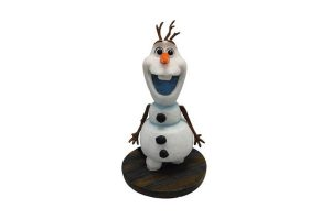Disney Frozen Aquarium Ornament Olaf