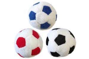 Dog Life Berber football pluche