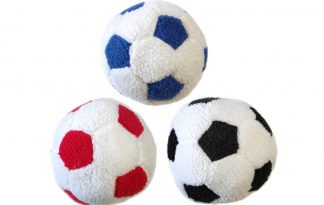 Dog Life Berber football pluche