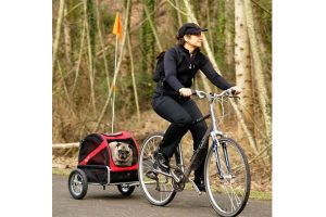DoggyRide Mini rood