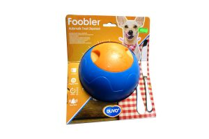 The Foobler voer- en snackbal met timer