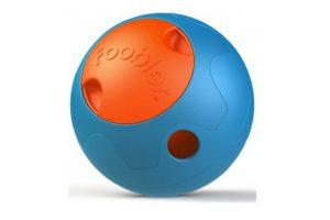 Dogtoy Foobler Mini voer- en snackbal met timer