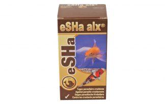 Esha Alx- tegen parasitaire crustacea