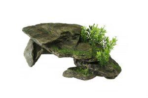 EBI Aqua Della rots met planten