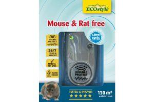 EcoStyle Mouse & Rat free 130m²
