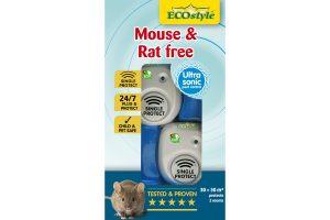 EcoStyle Mouse & Rat free 30m²+30m²