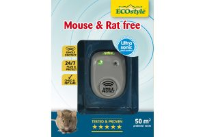 EcoStyle Mouse & Rat free 50m²