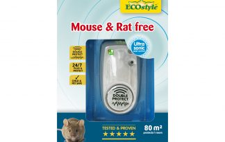 EcoStyle Mouse & Rat free 80m²