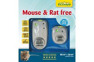 EcoStyle Mouse & Rat free 80m²+30m²