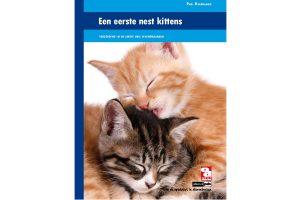 Een eerste nestje kittens boek