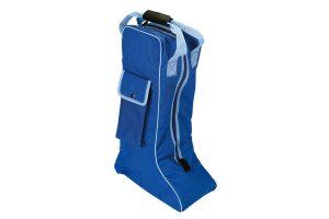 Equi-Thème laarzentas Blauw/Lichtblauw