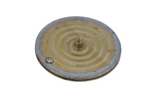 Ethercapsule dubbele schijf 76 mm