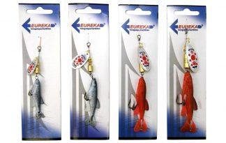Eureka Spinner met visje