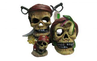 EBI Aqua Della Pirate Skull aquariumdecoratie