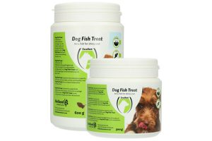 Excellent Dog Fish Treat 300 of 600 gram