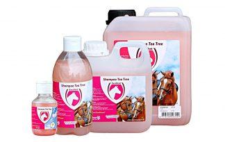 Excellent Shampoo Tea Tree horse