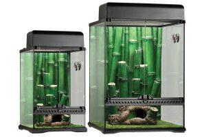 Exo Terra Bamboo Forest Habitat Kit