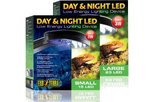 Exo Terra Dag en Nacht LED verlichtingsarmatuur