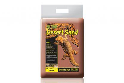 Exo Terra Desert Sand terrarium substraat rood