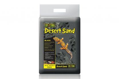 Exo Terra Desert Sand terrarium substraat zwart