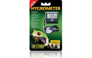 Exo Terra Digitale Hygrometer met voeler