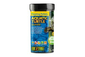 Exo Terra Floating Pellets jonge waterschildpad