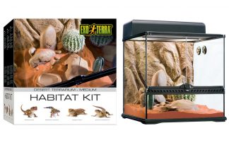 Exo Terra Habitat Kit Desert Medium