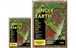 Exo Terra Jungle Earth terrarium substraat