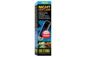 Exo Terra Night Heat Lamp maanlichtlamp 15 W